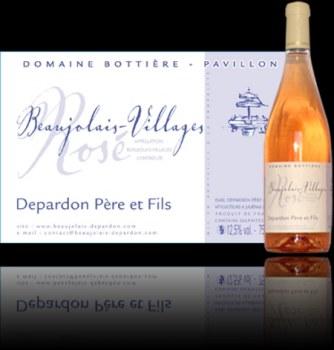 A.O.C. Beaujolais-Villages Rosé