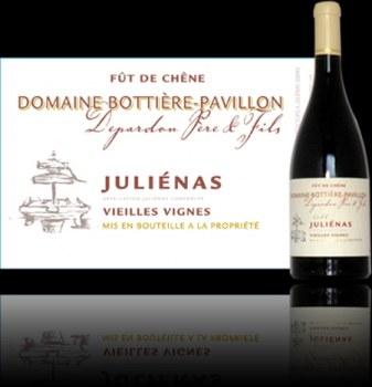 A.O.C. Juliénas - Vieilles Vignes - Fût de Chêne